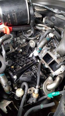 Coolant Leak Source W212 E250 OM651 ? | MBClub UK - Bringing