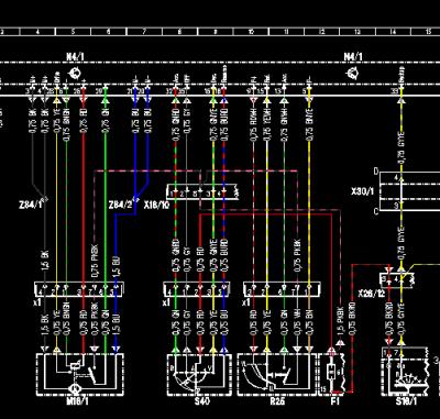 Mercedes 400 Wiring Diagram - Wiring Diagram Sheet on