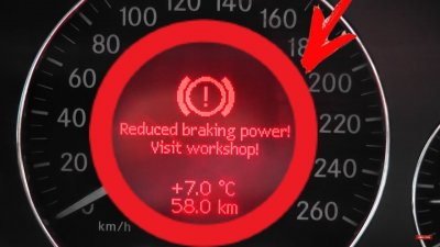 ABS visit workshop, ESP visit workshop on 2003 E200 W211