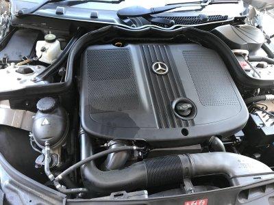 Check Engine Light P2279 - Intake Air Leak | MBClub UK