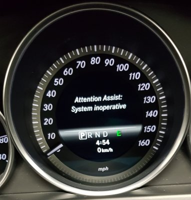 ABS / Traction Control not operative | MBClub UK - Bringing