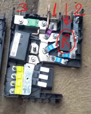 SOLVED] - c220 multiple error messages, engine starts but
