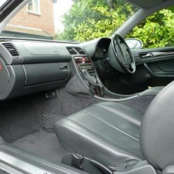 Interior still looks fresh after 11 years