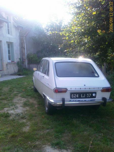 My Renault 16